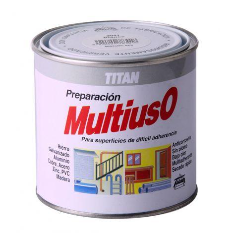 IMPRIMACION MULTIUSO GRIS TITAN 125 ML