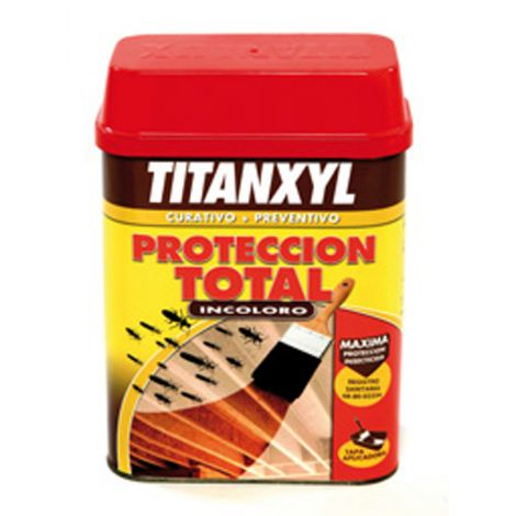 PROTECTOR MADERA TOTAL INCOL. TITANXYL 750 ML