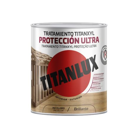 PROTECTOR MADERA TOTAL INCOL. TITANXYL 4 L