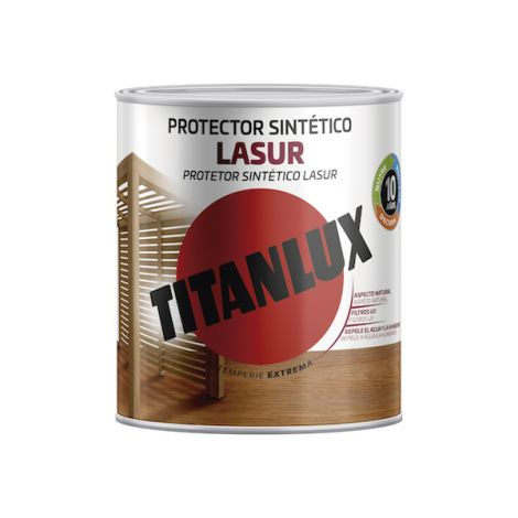 PROTECTOR MADERA SAT CASTAÑ TITANXYL 750 ML