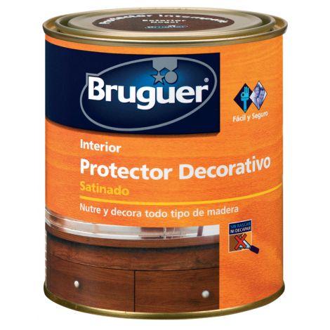 PROTECTOR MADERA SAT WENGE BRUGUER 2.5 L