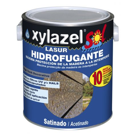 PROTECTOR MAD.HIDROFUGO BLANCO XYLAZEL 750 ML