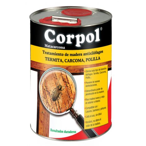 INSECTICIDA CARCOMA LATA CORPOL 5 L