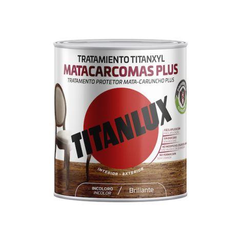 MATACARCOMA PLUS INCOLORO TITANXYL 4 L