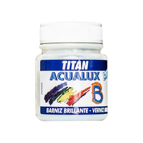 BARNIZ MANUALIDADES BRILLO ACUALUX 100 ML