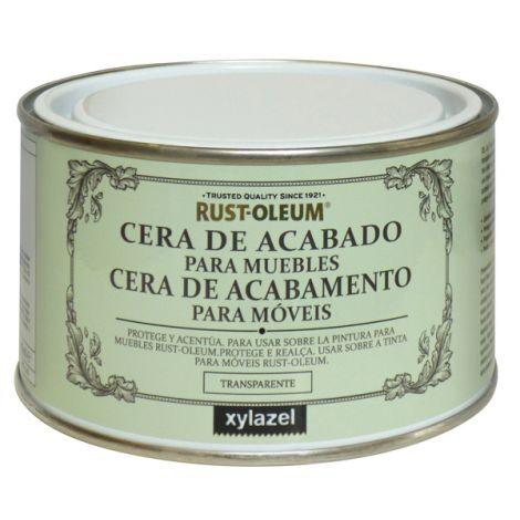 CERA ACABADO PINTURA TIZA XYLAZEL 400 ML
