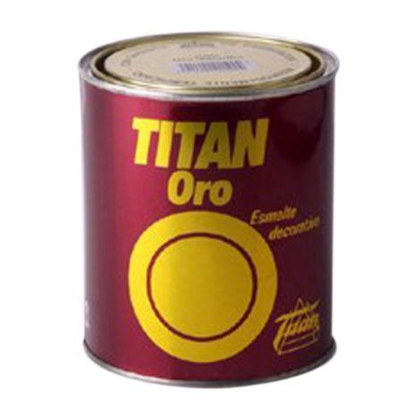 PINTURA ORO ROJIZO TITAN 125 ML