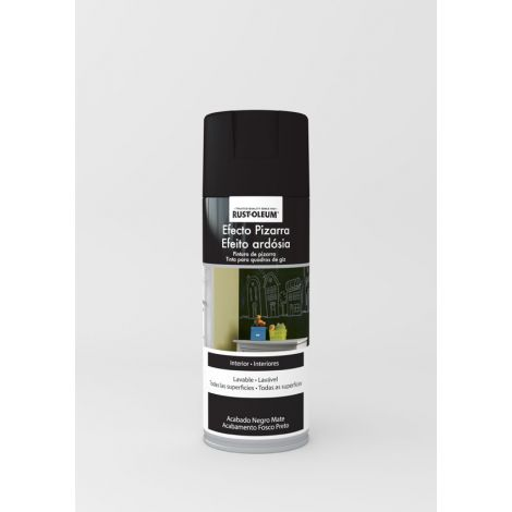 PINTURA SPRAY PIZARRA NEGRO M. XYLAZEL 400 ML