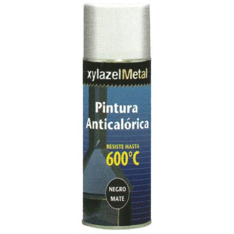 PINTURA SPRAY ANTICAL.NEGRO M XYLAZEL 400 ML