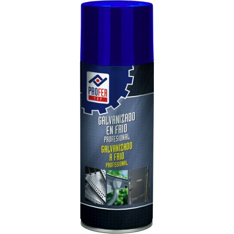 GALVANIZADO EN FRIO PROFESIONA PROFER TOP 400 ML