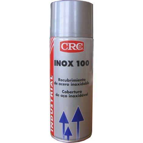 RECUBRIMIENTO ACERO INOX 100 CRC 400 ML
