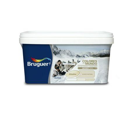 PINT PLAST ALASKA BLANCO INTER C.MUNDO 4 L