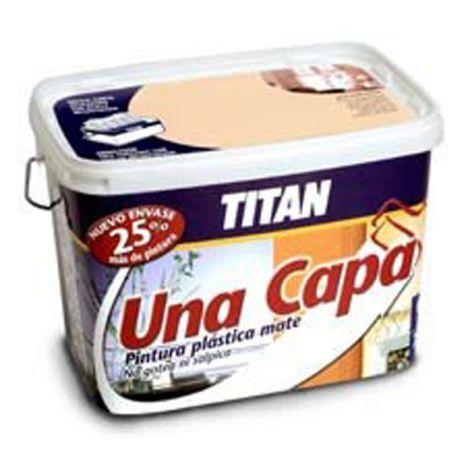 PINTURA PLAST 1 CAPA CHOCOLATE TITAN 2.5 L