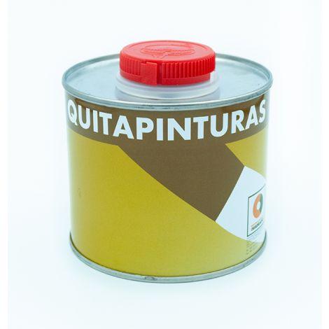 QUITAPINTURAS GEL S/DICLORO CUADRADO 500 ML