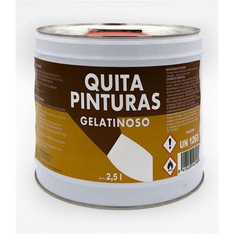 QUITAPINTURAS GEL S/DICLORO CUADRADO 2.5 L