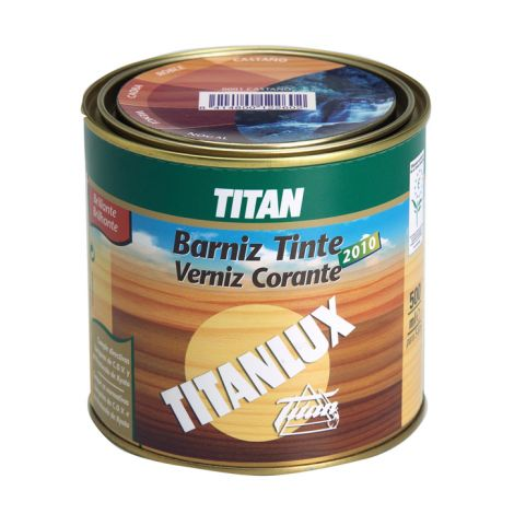 TINTE ECOLOGICO TK AZUL TITAN 1 L